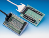 DIN-rail Wiring Terminal Board with CJC Circuit -- PCLD-8710