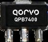 50 - 1218 MHz, 75 Ohm Adjustable Gain RF Amplifier -- QPB7400