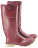 Onguard Superpoly 85301 Brown/Off-White 10 Chemical-Resistant Boots - 16 in Height - PVC/Urethane Upper - 791079-10614 -- 791079-10614 - Image