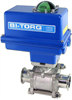 Sanitary Ball Valve -- IS-3TC Series - Image