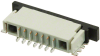 FFC, FPC (Flat Flexible) Connectors -- A101388TR-ND -Image