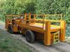 High Mobility Underground Scissor Lift Carrier -- SL-LP12 Scissorlift Vehicle