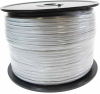 1000ft 26 AWG RJ12 6P6C UL Modular Telephone Cable -- U26A-TH