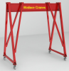 15 Ton Fixed Height Crane -- 15T15-30