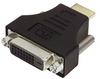 DVI Adapter, DVI-D Male / HDMI Female -- MDC00007
