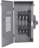 Double Throw Safety/Disconnect Switch -- DT326FGK - Image