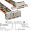 Rectangular Cable Assemblies -- M3CFK-1660K-ND -Image