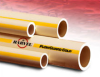 Hot & Cold Water CPVC Plumbing Pipe -- GF Harvel FlowGuard Gold®