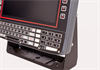 Rugged, X86-based Vehicle Mount Terminal with integrated hardware keyboard -- DLT-V7210K