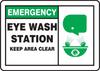 Eyewash First Aid -