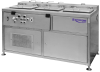 Lewis WRD Series - Powerful Ultrasonic Batch Cleaning, Rinsing, And Drying In One Efficient Space-saving Cabinet