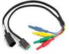 4-pin Deutsch DTXX-4 Connector Breakout Lead -- TA193
