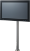 "21.5"" Full HD TFT LED LCD Industrial Multi-Touch Panel PC Stainless Steel chassis with IP69K Rated -- IPPC-5211WS -- View Larger Image"