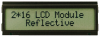 LCD Displays - Alphanumeric -- 2143244 - Image