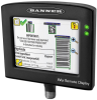 Vision Accessories -- iVu Machine-mountable Remote Display