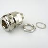 N Female Bulkhead Connector Solder Cup Terminal Solder Attachment -- SC9275 -Image