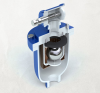 APCO -- Air Vacuum Valve With Throttling Device 140DAT - Image