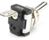 SPST Light Duty Grounding Toggle Switch -- 55089