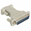 D-Sub, D-Shaped Connectors - Adapters -- 367-1162-ND