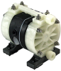 Air Operated Double Diaphragm (AODD) Pump TC-X050 Series -- 1/4