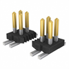 Rectangular Connectors - Headers, Male Pins -- SAM1157-42-ND -Image
