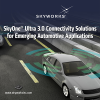 SkyBlue™ Power Amplifier Module for Automotive Applications – LTE Band 42 -- SKYA22002