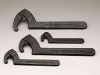 4 Pieces – Spanner Wrench Set -- 9629 - Image