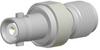 HD-BNC(F)-SMA(F) ADAPTER 50 OHM -- APH-HDBNCJ-SMAJ - Image