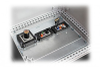 Enclosure Base Plate With Slide-Frame -- KDR-ESR