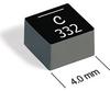 XGL4030 Series Ultra-Low Loss Shielded Power Inductors -- XGL4030-122 -Image