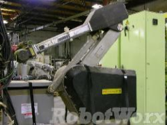 Fanuc P-100 Robot Datasheet -- RobotWorx | Engineering360