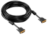PowerUp! G54-41334 DVI-D Dual Link Male to Male Cable - 25ft -- G54-41334 - Image