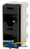 Legrand - Ortronics Clarity 6 Dual Panel Jack, Rear Load,.. -- OR-DJ600
