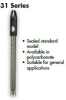 Plastic pH/ORP Electrodes -- 31 Series - Image