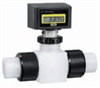 Rate paddle-wheel flowmeter, 10 to 100 GPM -- GO-32555-20
