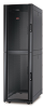 NetShelter SX Colocation 2 x 20U 600mm Wide x 1070mm Deep Enclosure with Sides Black -- AR3200