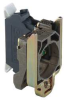 Contact Block,Spring Clamp,Contact NC -- 23V787 - Image