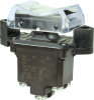 TP Series Rocker Switch, 2 pole, 3 position, Screw terminal, Flush Panel Mounting -- 2TP12-1 -Image