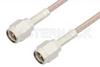 SMA Male to SMA Male Cable 48 Inch Length Using RG316 Coax -- PE3573-48 -Image