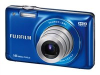 Fujifilm FinePix JX500 Blue 14mp 5x (26-130mm) Optical Zoom 2.7in LCD Camera w/ 720p HD Video -- 16209737