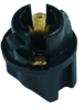 T1 1/2 Twist Lock Wedge Socket -- T-12