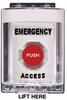 Entry-Guard™ Emergency Access Switches, Flush Mount Weatherproof -- ETG-EA-FC - Image