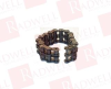 ASEA BROWN BOVERI 100495 ( CHAIN, DOUBLE LINK, SIZE 100, 20 LINK, STEEL ) -Image