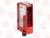 LEUZE PRK46C.1/4P-M12 ( POLARIZED RETRO-REFLECTIVE PHOTOELECTRIC SENSOR, OPERATING RANGE LIMIT: 0.1-30M, LIGHT SOURCE: LED, RED, SWITCHING FREQUENCY: 500HZ, SUPPLY VOLTAGE:10-30 VDC, DIGITAL SWITCH... -Image