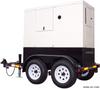 Mobile 30,000 Watt Diesel Generator