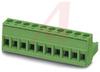 PCB Terminal Block, Plug, 12 A, 250V, 5mm Pitch, 13 Position -- 70055358