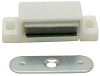 Plastic Magnetic Catch -- 13502