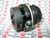 ZERO MAX INC 6A22C ( CD COUPLINGS, SINGLE FLEX MODELS, STEEL CLAMP STYLE HUBS ) -Image
