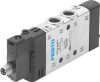 Air solenoid valve -- CPE14-M1CH-5LS-1/8 -Image