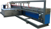 Induction Tempering Spring Wire System -- Radyne